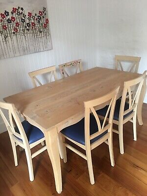 AU100 • Buy 6 Seater Dining Table And Chairs