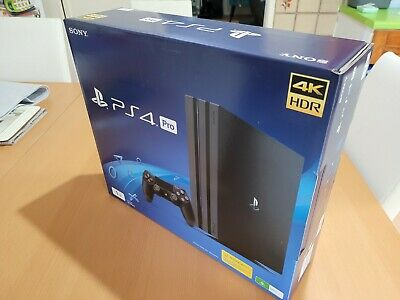AU430 • Buy Sony Playstation 4 PS4 Pro Console 1TB Brand New Never Used