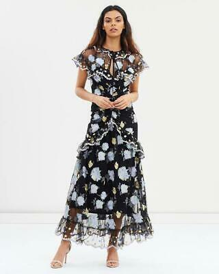 AU99 • Buy Alice McCall Floating Delicately Dress In Black