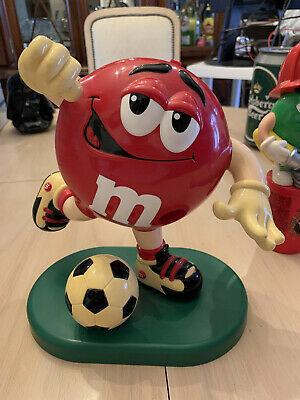 Collectable Vintage 1999 M&Ms Sweet Dispenser Works • 1£
