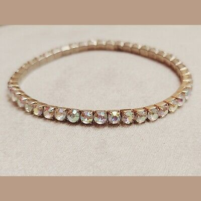 Stretch Diamante Bracelet  • 2.99£