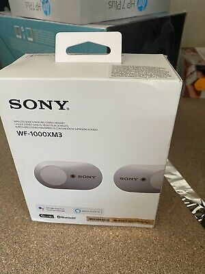 $ CDN139.54 • Buy *Sony WF-1000XM3 Wireless Bluetooth Noise Cancelling Headphones - Silver