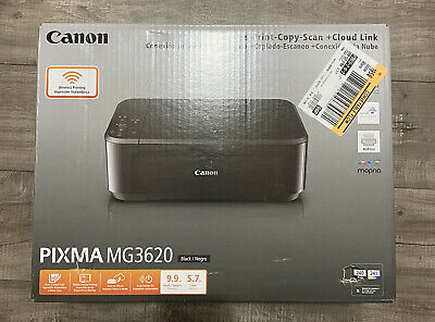 View Details Canon PIXMA MG3620 Home Office Wireless All-In-One Inkjet Printer, INK INCLUDED • 84.95$