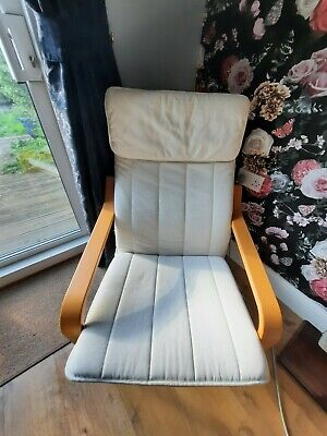 Ikea Poang Rocking Chair • 10.50£