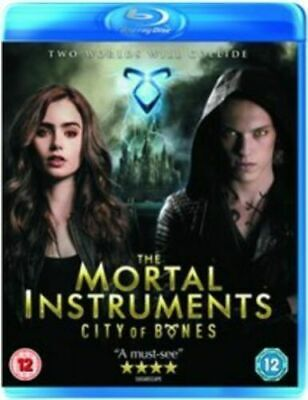 The Mortal Instruments: City Of Bones [Blu-ray] - DISC Only • 1.99£