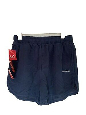 Size 12 M Ladies Gym Running Shorts Navy Blue Brand New With Tags • 1.50£