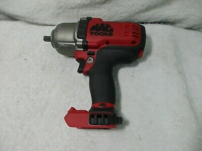 $253.75 • Buy Mac Tools BWP151 1/2  Drive High Torque Impact Wrench Bare Tool USED