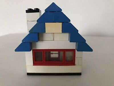 Vintage Lego - 326-1 Small Cottage - Very Old 1965 - Complete Set • 5.75£