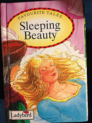 Ladybird Hardback Book - Favourite Tales - Sleeping Beauty • 2.95£