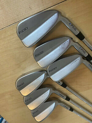 AU993.23 • Buy Ping I500 Irons - 5-pw - DgS300 Stiff - Power Spec - Great Condition