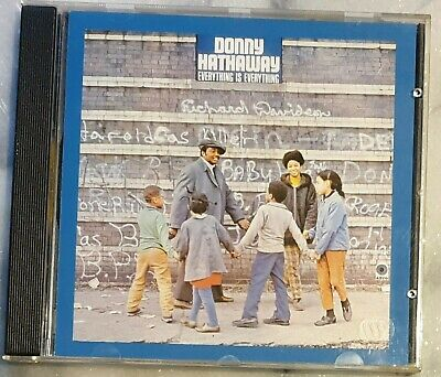 Cd Donny Hathaway - Everything Is Everything - 1995 • 2.17£