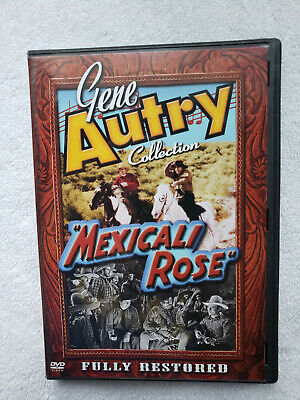 £7.24 • Buy Gene Autry Collection - Mexicali Rose (DVD, 2006)