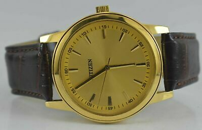 $ CDN17.80 • Buy Vintage Citizen Quartz Modified Wrist Watch For Men's Wear Working Good W-5175