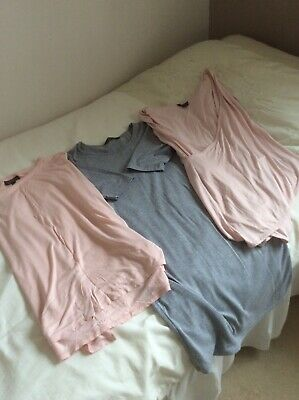 Maternity Bundle Size 12 Top Shop Dress And Tops • 1.99£