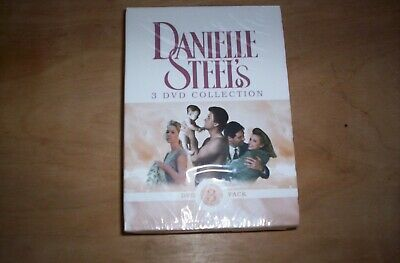 Danielle Steel's 3 DVD Collection - Daddy, Changes, Star Box Set • 6.50£