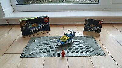 Vintage Lego Classic Space,one Man Spaceship 918 Inc Box Sleeve And Instruction  • 25£