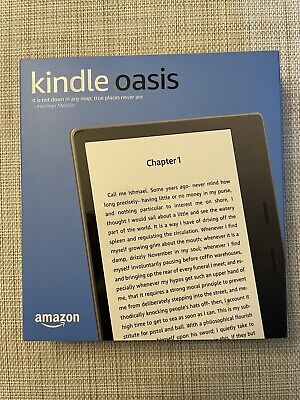 AU185.95 • Buy Kindle Oasis E-reader (Previous Generation - 9th) - Graphite, 7  High-Resolution