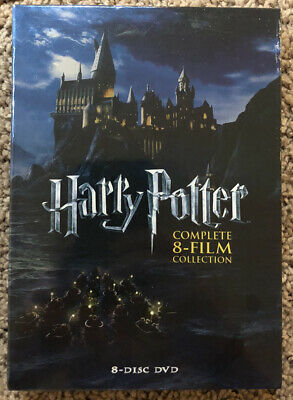 $ CDN35.51 • Buy Harry Potter: Complete 8-Film Collection (DVD, 2011, 8-Disc Set) Brand New!!!