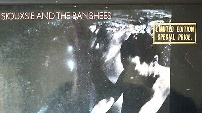 Siouxsie And The Banshees - The Scream - Misprint, Limited Edition, Lp, Uk, 1978 • 19.79£