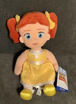 Disney Store Toy Story 4 Gabby Plush Soft Rag Doll NEW Gabbie • 0.99£