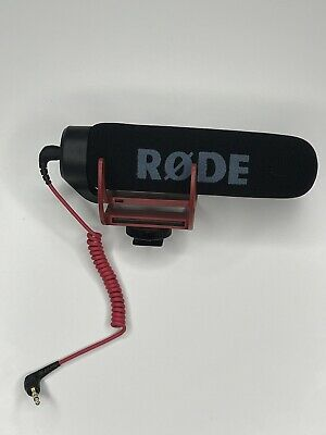 Rode VideoMic GO Handheld Wired 3.5mm Professional Microphone • 60.79£