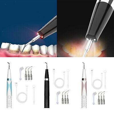 Plaque Remover For Teeth 5 Modes For Teeth Whitening For People / Pet Dog • 30.87£
