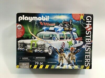Playmobil 9220 ECTO 1 GHOSTBUSTERS Toy Playset Working Lights And Sounds (DWS1) • 32.53£