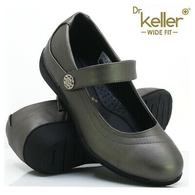 £8.95 • Buy Ladies Comfort Flat Casual Walking Office Mary Jane Pumps Loafers Shoes Size