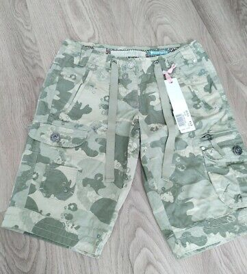 Ladies Combat Shorts Size 10 New With Tags • 3.99£