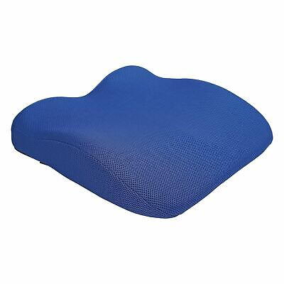 £14.95 • Buy Memory Foam Car Seat Chair Lumbar Support Cushion Back Pain Height Booster