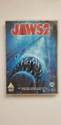 Jaws 2 Dvd New • 1.50£