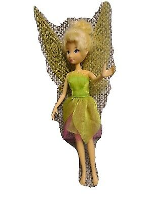 Disney Store Fairy Dolls Tinkerbell Peter Pan Movie Child Play Toy Doll • 6.99£