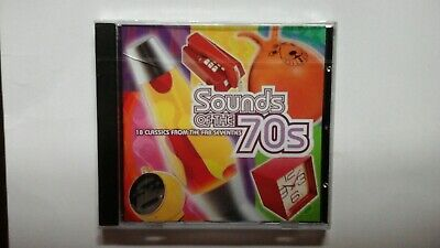 Time Life Sounds Of The 70s:18 Classics From The Fab Seventies CD NEW And SEALED • 15£