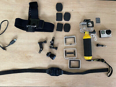AU122.50 • Buy Go Pro Hero 4 + Accessories