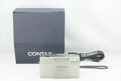 $ CDN756.89 • Buy 【Mint In Box】Contax TVS III 35mm Point & Shoot Film Camera From Japan #6515