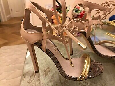 Woman Sandals Size 3 River Island • 2.70£