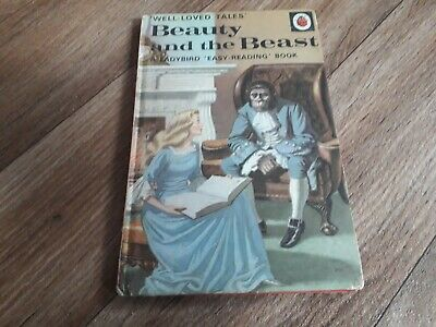 Ladybird Book, Well-loved Tales, Beauty And The Beast, 1970's, 24p. • 4.90£