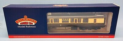 Bachmann 'oo' Gauge 34-078 Gwr 60ft 1st/3rd Brake Composite Collett Coach Boxed • 28.95£
