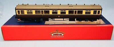 Bachmann 'oo' Gauge 34-093 Gwr 60ft 3rd Composite Collett Coach Boxed • 28.95£