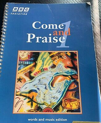 Come And Praise 1, Words And Music Edition, • 1.40£
