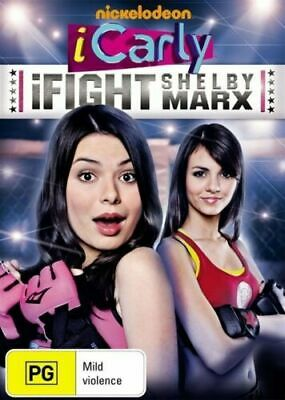 DVD EX-RENTAL - ICarly: IFight Shelby Marx - FREE POST #P1 • 4.92£