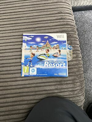 Wii Sports Resort (Nintendo Wii, 2009) • 10£
