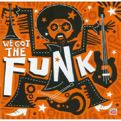 We Got The Funk Various Artists Time Life (1) • 2.99£