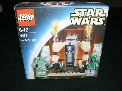 AU50 • Buy LEGO Star Wars 4476 Jabba's Prize 2003 100% Complete Excellent Condition