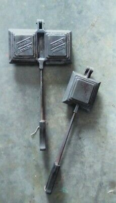 AU35 • Buy Vintage Double Toastie Toaster Jaffle Iron And 1 Other