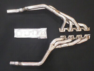 AU399 • Buy  Ford Falcon Xr-xf  Za-zl 4v Cleveland Stainless Extractors Tri-y Headers (098)