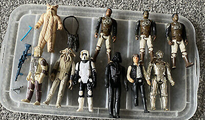 $ CDN1.74 • Buy Vintage Star Wars Action Figures & Accessories. Kenner /Palitoy 1977-1983