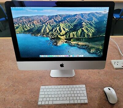 Apple IMac 2017 21.5  2.3GHz Dual Core Intel I5 8gb RAM 1TB Storage - AMAZING! • 420£