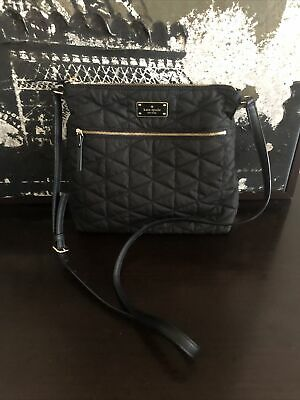 $ CDN9.99 • Buy Authentic Kate Spade Quilted Crossbody Shoulder Bag