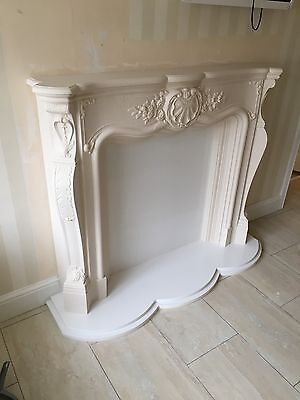 £225 • Buy French Louis Plaster Fire Surround (NEW)